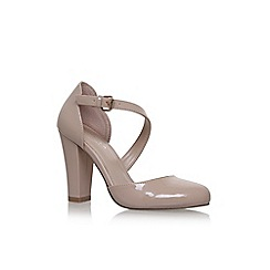 Carvela - Natural Karla high heel sandals