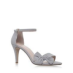 Carvela - Grey Kannie high heel sandals