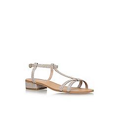 Carvela - Gold 'Bravo' flat sandals
