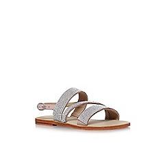 Carvela - Natural 'Bonanza' flat sandals