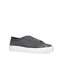 Carvela - Grey 'Maze 2' low top trainers