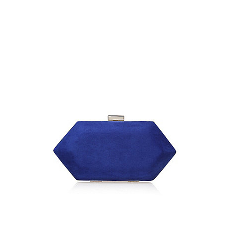 Miss KG - Blue Jewel 2 clutch bag