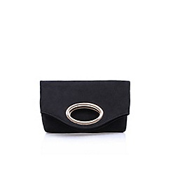 Miss KG - Black Tia clutch bag
