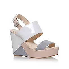 Nine West - Cream 'Dreamz' high heel sandals