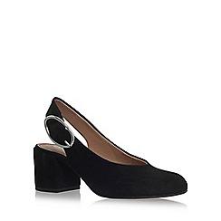 Carvela - Black 'Alamo' high heel sandals