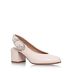 Carvela - Natural 'Alamo' high heel sandals