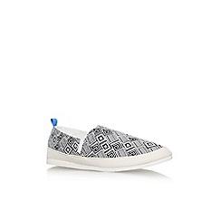 KG Kurt Geiger - Other 'Larne' flat slip on sneakers