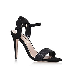 Miss KG - Black 'IMOGEN 2' high heel sandals