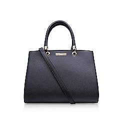 Carvela - Black 'Darla2' tote bag with shoulder straps