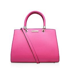 Carvela - Pink 'Darla2' tote bag with shoulder straps