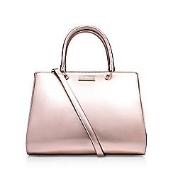 Carvela - Gold 'Darla2' tote bag with shoulder straps