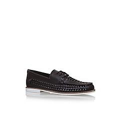 KG Kurt Geiger - Brown ludlow flat loafers