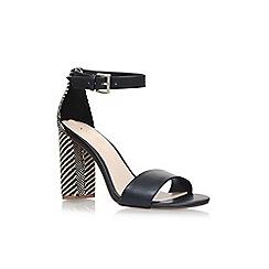 Nine West - Black 'Abrah' high heel sandals