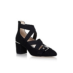 Nine West - Black 'Andrew' high heel sandals