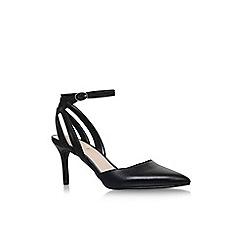 Nine West - Black 'Midstofit' high heel sandals