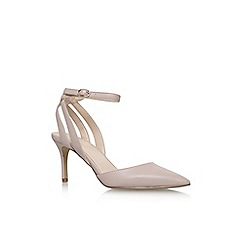 Nine West - Pink 'midstofit' high heel sandals