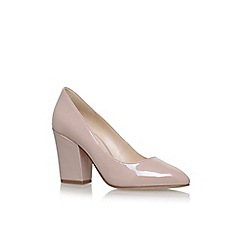 Nine West - Pink 'Scheila' high heel court shoes