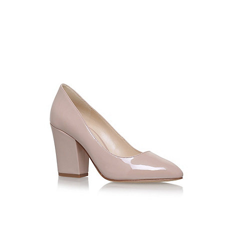 Nine West Pink Scheila High Heel Court Shoes