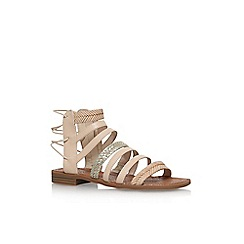 Nine West - Brown xema flat sandals