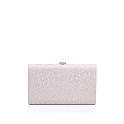 Carvela - Gold 'Doll 2' clutch bag