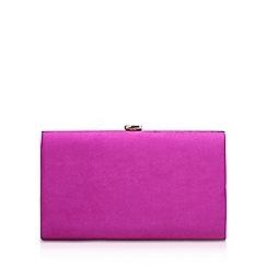 Carvela - Purple 'Doll 2' clutch bag