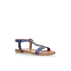 Carvela Comfort - Blue 'Shay' flat sandals