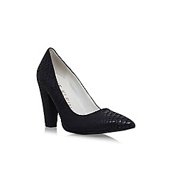 Anne Klein - Black 'Hollyn' high heel court shoes