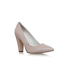 Anne Klein - Brown 'Hollyn' high heel court shoes