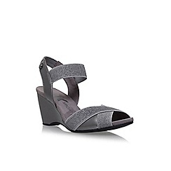 Anne Klein - Metal 'Wilamina' high heel sandals