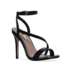 Miss KG - Black 'Scarlette' high heel sandals