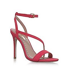Miss KG - Pink 'Scarlette' high heel sandals