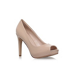 Carvela - Natural 'Lara 2' high heel sandals