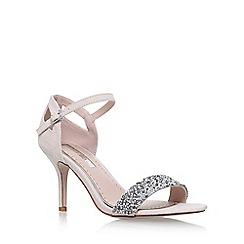 Miss KG - Natural 'Iris' high heel sandals