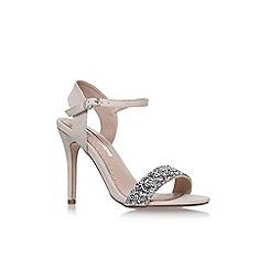 Miss KG - Natural cherry high heel sandals