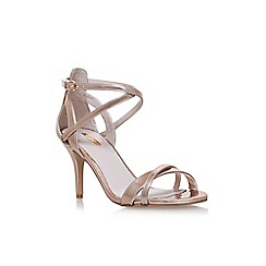 Carvela - Metal 'Gareth' high heel sandals