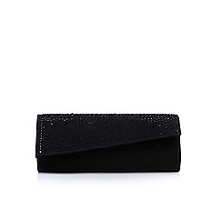 Carvela - Black 'Dazzle' 2 clutch bag