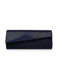 Carvela - Blue dazzle 2 clutch bag