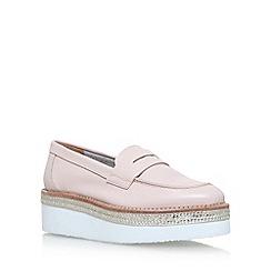 Carvela - Natural Laughter flat loafers