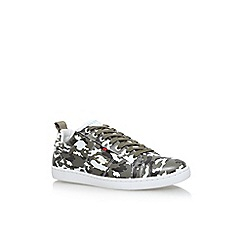KG Kurt Geiger - Other 'Earl' flat lace up sneakers