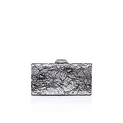 Carvela - Black 'Glee Clutch' clutch bag