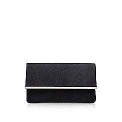 Miss KG - Black 'Haeleigh' clutch bag