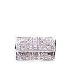 Miss KG - Gold 'Haeleigh' clutch bag