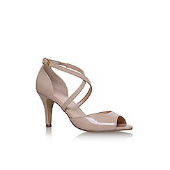 Carvela - Natural Koko high heel sandals