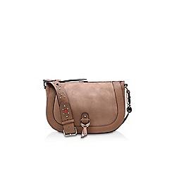 Nine West - Brown 'Evelina CB ME' handbag with shoulder straps