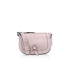 Nine West - Pink 'Evelina CB ME' handbag with shoulder straps