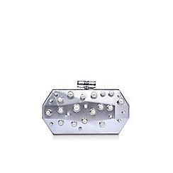 Nine West - Silver 'Sorenszon' clutch se clutch bag