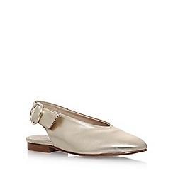 Carvela - Gold 'Luna' flat sandals