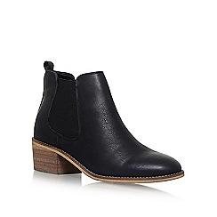 Carvela - Black Trick high heel ankle boots