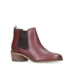Carvela - Trick mid heel chelsea boots