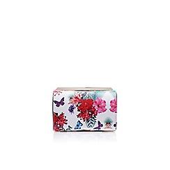 Nine West - White 'Emora' clutch sm clutch bag